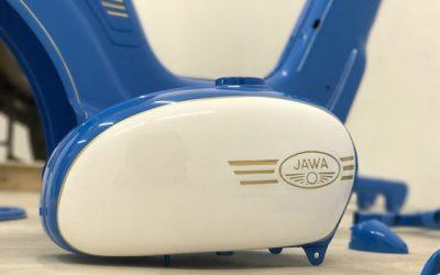 Jawetta Sport – lakovanie