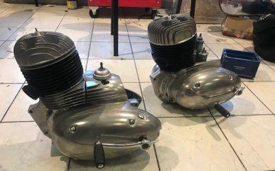 Jawa 250/353 – generálna oprava motora