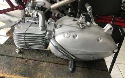 Jawa 50/21 Pionier – GO Motora + renovácia kolies