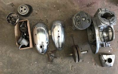 Jawa 250/353 – GO motoru