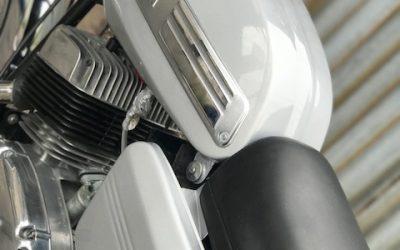Jawa 350/ 634 Lakovanie