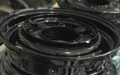 Lakovanie diskov , elektrónov